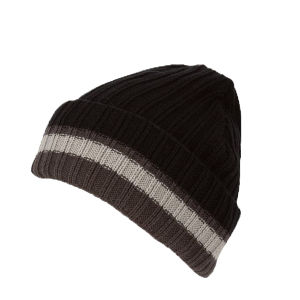Men′s Jacquard Knitted Beanie Hat pictures & photos