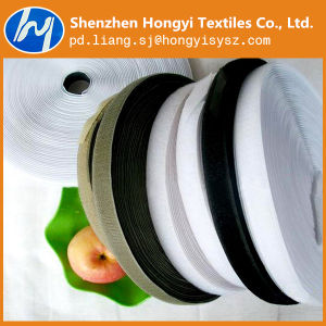 Colored Soft Nylon Hook and Loop Velcro Tape pictures & photos