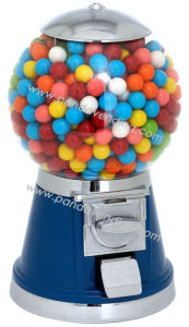 All Metal Elegant Ball Globe Gumball Vending Machine (TR505) pictures & photos