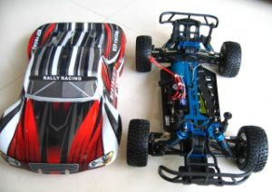 1: 10 RC Speed Car 2.4G Free Sample RC Car pictures & photos