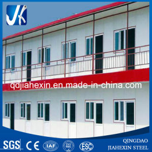Two Storey Light Prefabricated Steel Structure House/ Frame (JHX-W004) pictures & photos