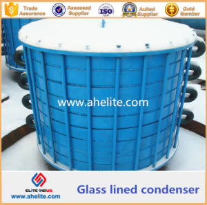 Plate Type Glr Condenser / Glass Lined Condenser pictures & photos