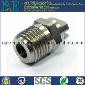 CNC Precision Turned Nickel Plating Metal Mechanical Parts pictures & photos