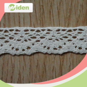 Lace Material Cotton Crochet Lace Market in Dubai pictures & photos