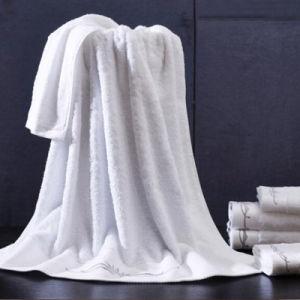 Wholesale Custom 100% Terry Cotton Bath Towel (DPF061131) pictures & photos