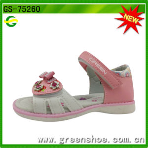 Sandals Girls New Design pictures & photos