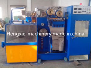 Hxe-14dt Fast Fine Wire Drawing Machine with Annealing pictures & photos