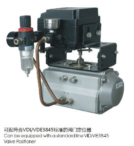 Pneumatic Actuator with Positioner pictures & photos