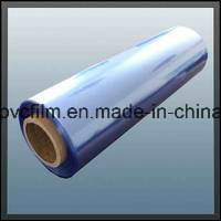0.08-0.8mm Transparent Clear Colored PVC Rigid Film Pharmaceutical Grade pictures & photos