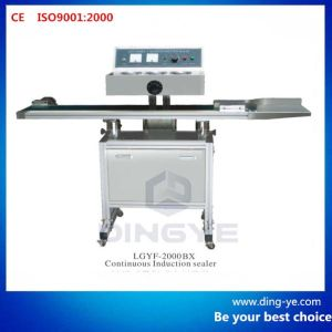 Lgyf-2000bx Continuous Induction Sealing Machine pictures & photos