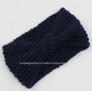 Wholesale Latest Design Crochet Yoga Sport Women′s Headband pictures & photos