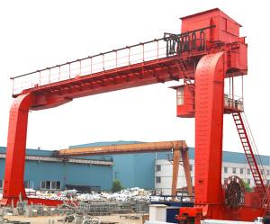 Mdg Single Girder Gantry Crane pictures & photos