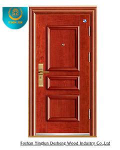 Security Door Entrance Door Steel Door pictures & photos