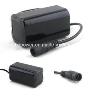 8.4V 18650 8800mAh Rechargeable Li-ion Battery for Head Lamp