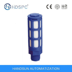 High Quality Plastic Pneumatic Muffler pictures & photos