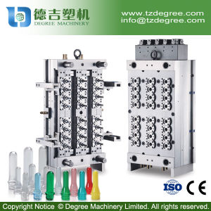 Hot Runner System Molds for Pet Preform Bottle pictures & photos