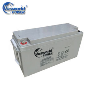 Hot Selling DC12V150ah AGM Sealed Lead Acid Deep Cycle Battery pictures & photos