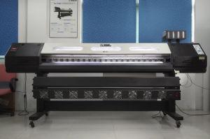 1.8m Sinocolor Sj-740 Digital Printer with Epson Dx7 Printheads pictures & photos