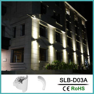New Design 12W up and Down LED Wall Light pictures & photos