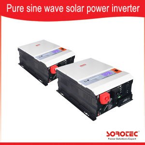 Solar Power System 120/230VAC 5kw Solar Inverter off Grid Pure Sine Wave Inverter pictures & photos