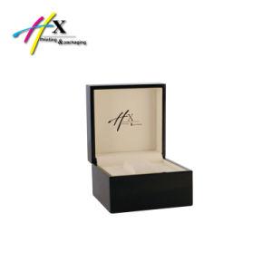 Matte Black Luxury Wooden Watch Box pictures & photos