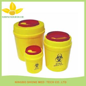 Hospital Medical Sharps Container in Heath and Medical Equipment pictures & photos