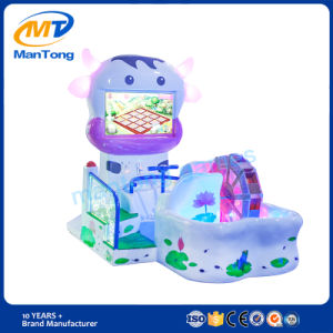 Amusement Park Mall Cartoon City Indoor Waterwheel Kids Coin Operated Game Machine Water Wheel pictures & photos