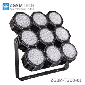 2016 New 840 Super Bright Football LED Flood Light with Ce RoHS pictures & photos