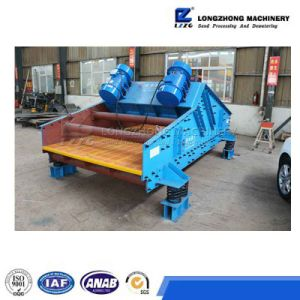 Vibration Dewatering Screen for Sludge pictures & photos
