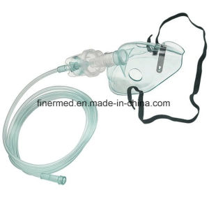 Medical Oxygen Mask with Nebulizer pictures & photos