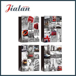 Happy Birthday Design Cheap Price Custom Logo Printed Paper Bag pictures & photos