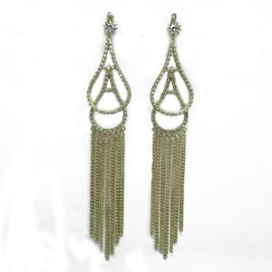 Special Design and Hot Sale 925 Sterling Silver Jewelry Fashion Earring (E7025) pictures & photos