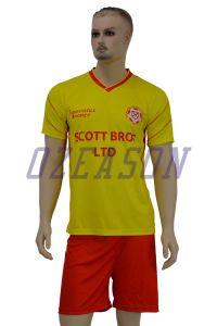 OEM/ODM Wholesale Cheap Custom Design Your Own Soccer Uniform pictures & photos
