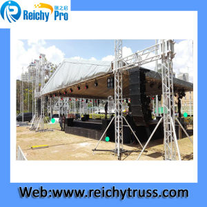 Hot Sale and Cheap 100-400sqm Aluminum Spigot or Bolt Truss for Concert Stage for Trade Show with Global Truss pictures & photos