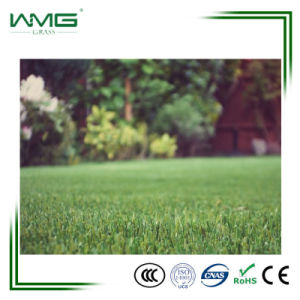 High Quality 3/8 Inch U Shape Yarn Landscape Artificial Lawn Turf Carpet pictures & photos
