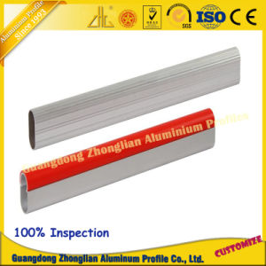 Furniture Aluminum Profile for Tube Profile Wardrobe Tube Profile pictures & photos