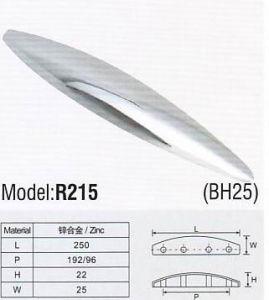 R215 Colorful Hardware Zinc Furniture Handle pictures & photos