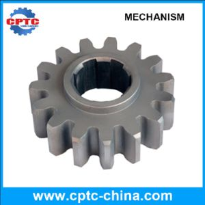 Gear Steel Gear Rack for Construction Hoist in Drive Shafts pictures & photos