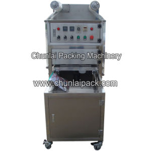 Kis-4 Nitrogen Flushing Cup Sealer Machine pictures & photos