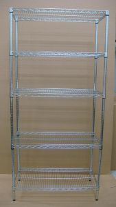 Freezer Display Wire Shelving pictures & photos