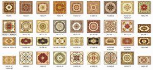Manufactory of Polished Golden Crystal Porcelain Floor in Zibo (BDJ60288-6) pictures & photos