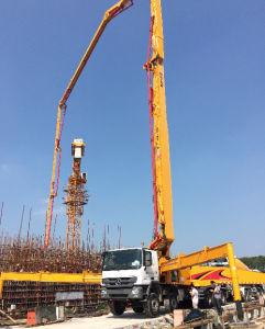 XCMG HB60k 60m Trcuk Mounted Concrete Pump Price pictures & photos