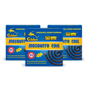 Tiny Smoke of Goldeer Black Mosquito Coil pictures & photos