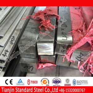 SUS ASTM 316 316L Stainless Steel Flat Bar pictures & photos