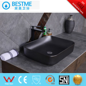 Ceramic Washing Basin with Colorful Design pictures & photos