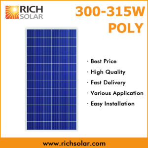 310W Power System Poly PV Solar Panel