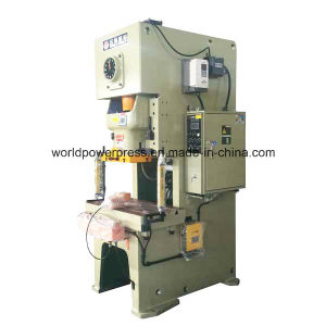 80 Ton C Frame Single Crank Mechanical Power Press pictures & photos