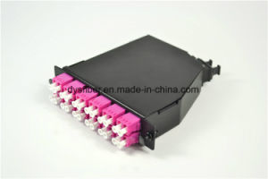 Fiber Optic Equipment Can Be Installed 12, 24core MPO/MTP - Sc /LC Patch Cord MTP/MPO Cassette pictures & photos
