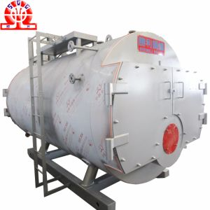 Automatic Oil Fired Steam Generator with PLC Control System pictures & photos