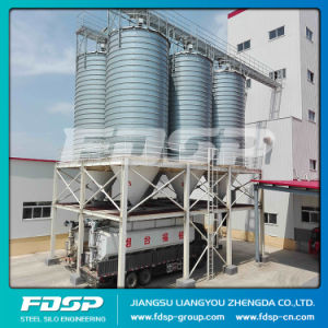China Brand Grain Silo 500t for Sale Soybean Storage Silo pictures & photos
